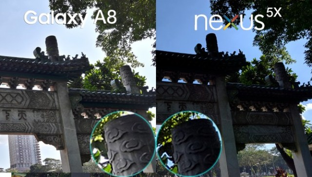 samsung galaxy a8 vs lg nexus 5x camera review comparison7