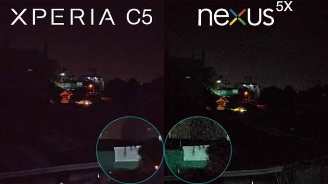 xperia c5 ultra vs lg nexus 5x camera review comparison2