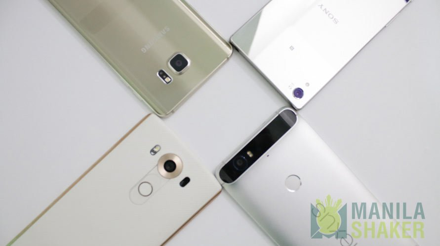 Best Android Phones with High-res bit DAC, Stereo and Dolby