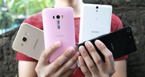 Best Mid Range Android Camera Sony Xperia M5 C5 Ultra Samsung Galaxy A8 Asus Zenfone Selfie