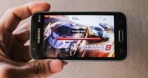 Asphalt 8 download Samsung Galaxy J1 Mini Review PH14