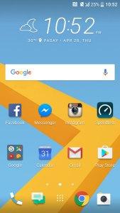 HTC 10 OS Android 6 Marshamallow Sense UI 6