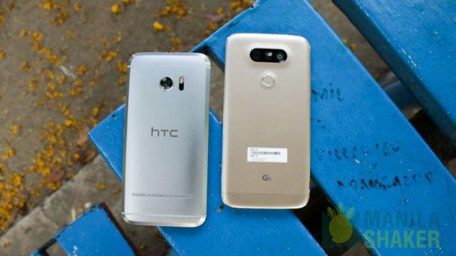 HTC 10 vs LG G5 Ultimate Comparison Review PH 1