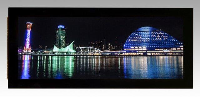 JDI 10-inch HDR 1080p Full HD 4k Display