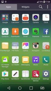 LG G5 Android 6 Marshmallow UI Optimus screenshot 19