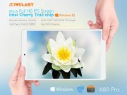Teclast X80 Pro Best 8-inch dual-booth windwos 10 android tablet