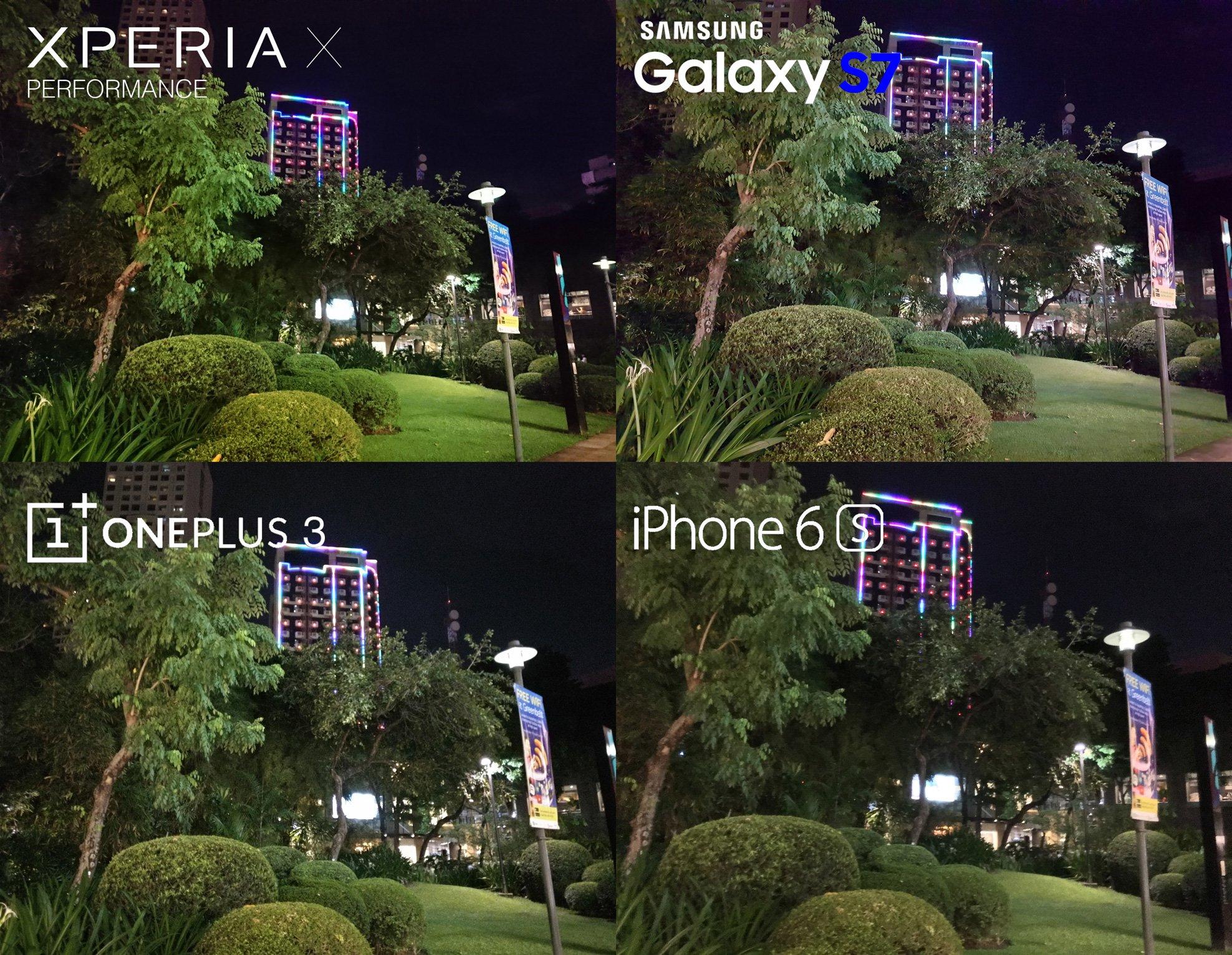 Camera Review Sony Xperia X Performance Samsung Galaxy S7