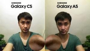 Samsung Galaxy C5 vs Galaxy A5 2016 Camera Review 7