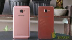 Rose Gold Pink Samsung Galaxy C5 vs Galaxy A5 2016 Review Comparison PH Official 1