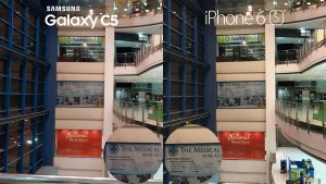 Samsung Galaxy C5 vs iPhone 6s Camera Review 2