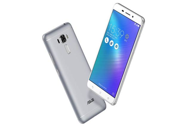 Asus Zenfone 3 Laser Official Photo Silver Grey Color PH Price Specs