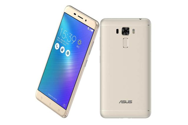 ASUS ZenFone 3 Laser Official Photo Gold Philippines Price Specs Release