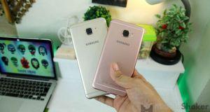 Samsung Galaxy C7 vs Galaxy C5 Full Review Comparison Camera PH 6