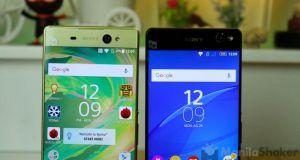Sony Xperia XA Ultra vs C5 Ultra Review Comparison 2