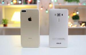 Asus Zenfone 3 Deluxe vs iPhone 7 Plus Comparison camera Review Philippines Price Specs 15