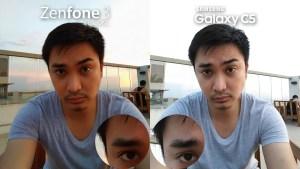 Asus Zenfone 3 vs Samsung Galaxy C5 camera Review comparison 9
