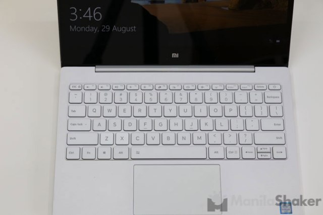 Xiaomi Mi Notebook Air 12 inch full review price specs official philippines 5