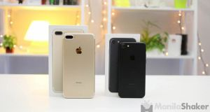 iPhone 7 iPhone 7 Plus unboxing hands on matte black gold review philippines price specs