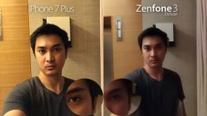 iPhone 7 Plus Dual vs Asus Zenfone 3 Deluxe Camera Review Comparison PH Selfie