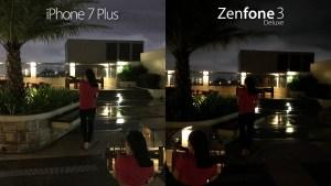 iPhone 7 Plus Dual vs Asus Zenfone 3 Deluxe Camera Review Comparison PH
