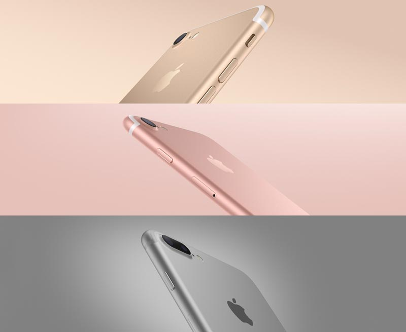 Apple iPhone 7 & iPhone 7 Plus official photos, Philippine prices ...