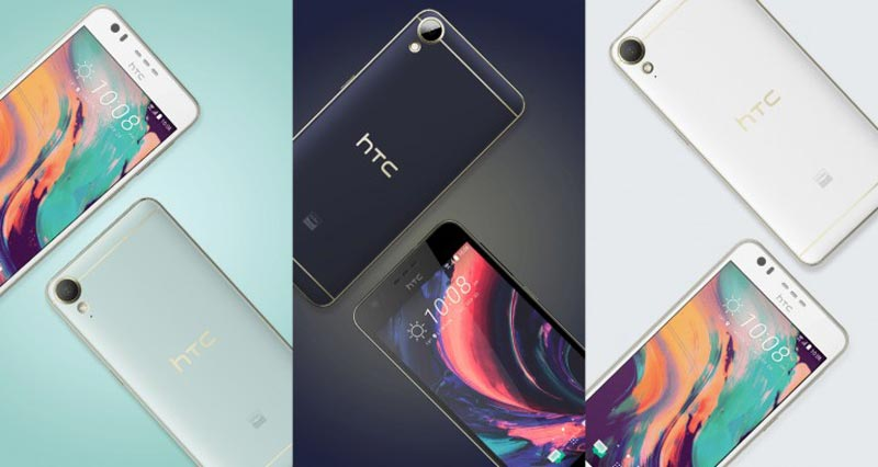 HTC Desire 10 Pro now official with 20MP camera for P24k price