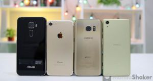 iPhone 7 vs Galaxy S7 Samsung vs Sony Xperia X XZ Performance ZEnfone 3 Camera Review Comparison PH