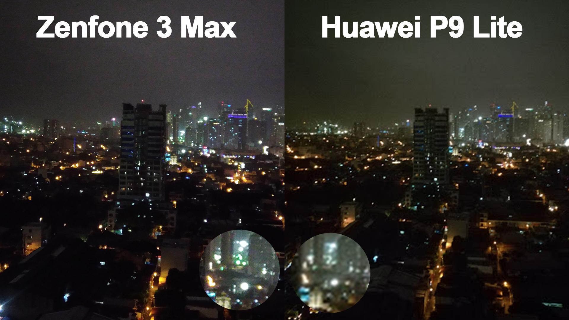 huawei p9 lite фото с камеры