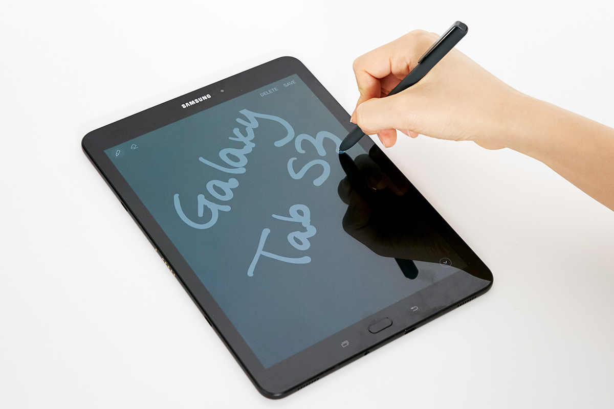 officially announced samsung galaxy tab s3 is a. Black Bedroom Furniture Sets. Home Design Ideas