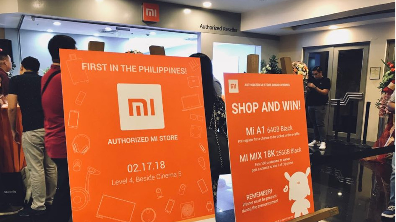 Affordable things you can find at the first Xiaomi store in the