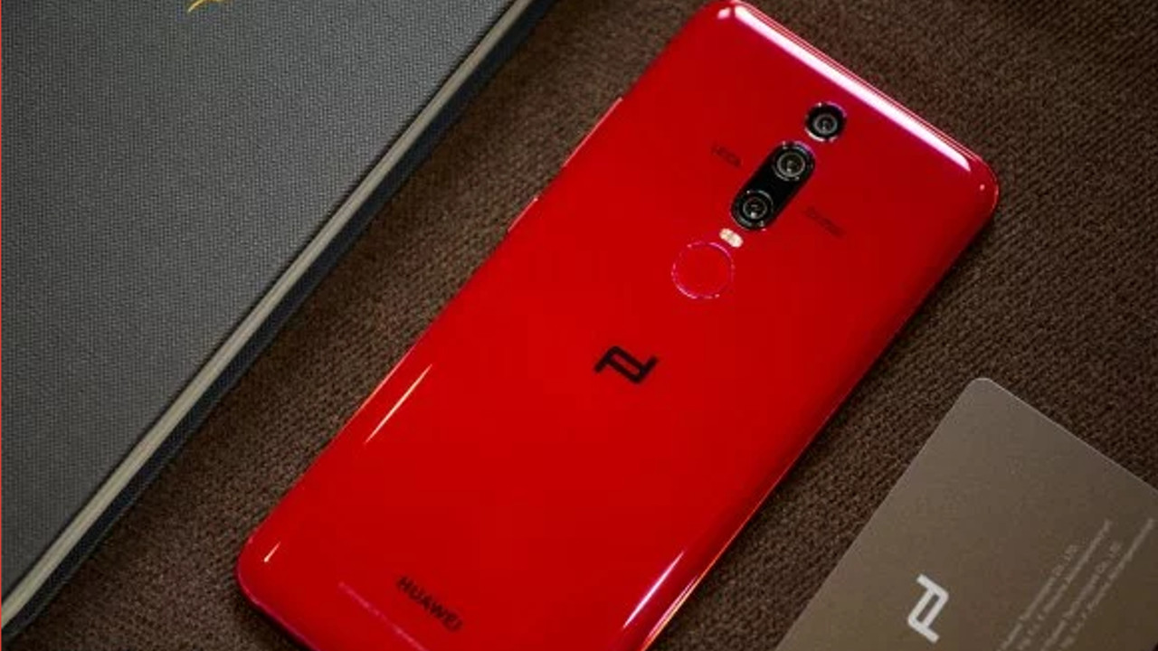 huawei mate rs red porsche design spotted full specs price. Black Bedroom Furniture Sets. Home Design Ideas
