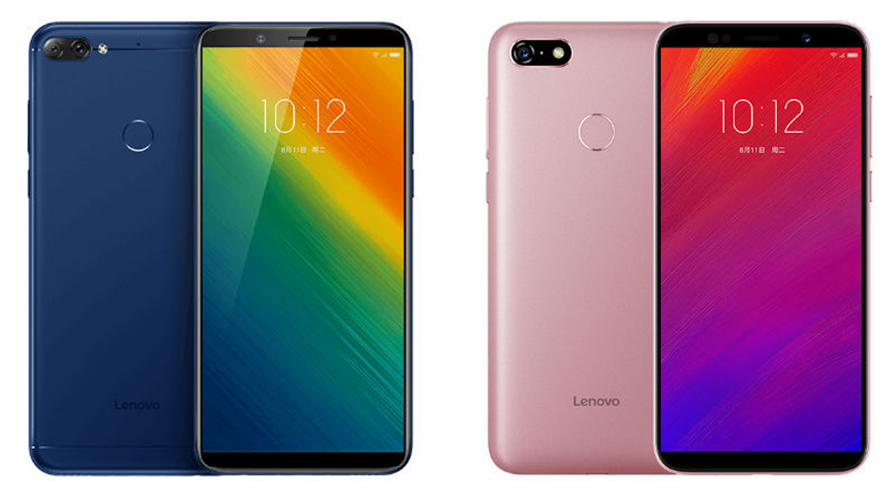 Lenovo A5 and K5 Note (2018) launched in China, Full Specs
