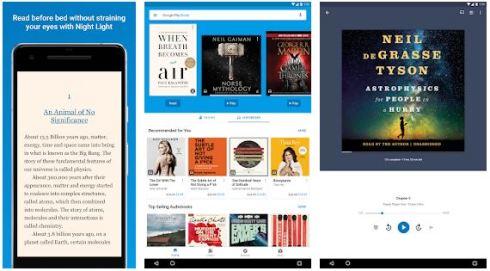 List of E-Book reader apps