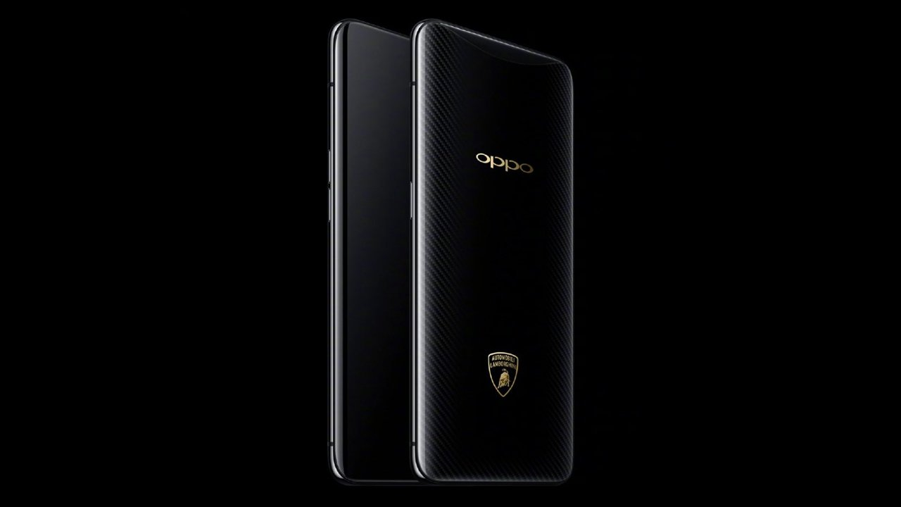 Oppo Unveils Find X Lamborghini Edition Full Specs Price