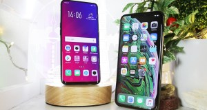 apple iphone xs max vs oppo find x 4