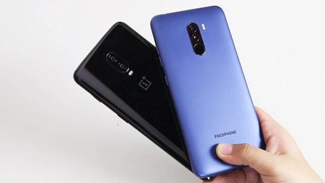 OnePlus 6T vs POCOPHONE F1 - Camera, Performance