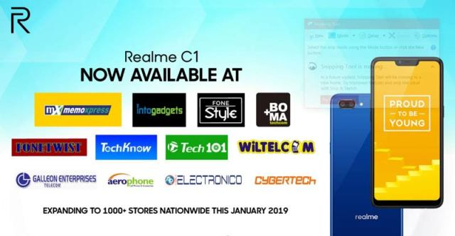 Realme-C1-Where-to-Buy-Philippines