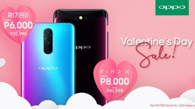 Oppo-R17-Pro-Find-X-Discount-Philippines