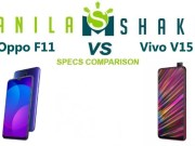 oppo-f11-vs-vivo-v15-specs-comparison