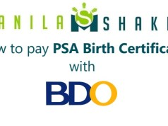 how-to-pay-psa-birth-certificate-via-bdo