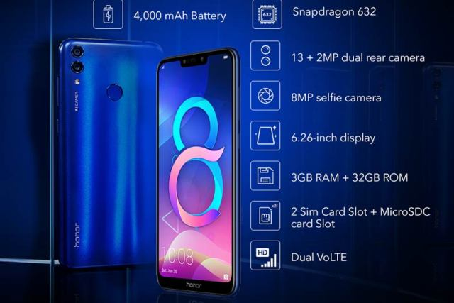 huawei-honor-8c-philippines-specs-availability-price