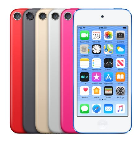 Refreshed iPod Touch 2019 features A10 chip, up to 256GB storage for