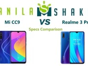 mi-cc9-vs-realme-3-pro-Specs-Comparison