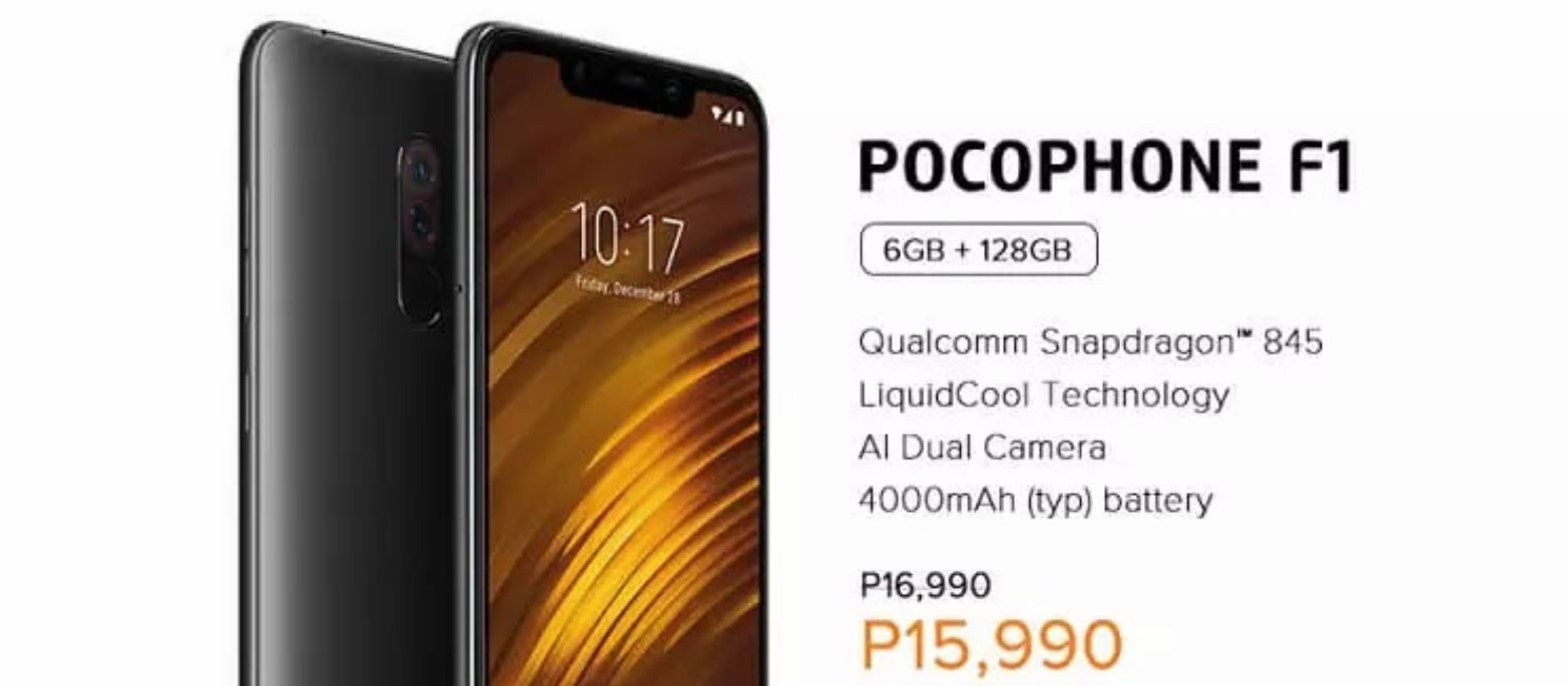 factory price fadfc 5d535 Eight Discounted Xiaomi Phones Including Poco F1 Thru 7.7 Shopee Sale