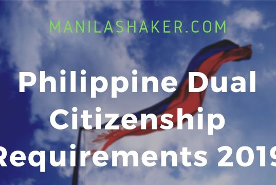 Philippine-dual-citizenship-requirements-2019