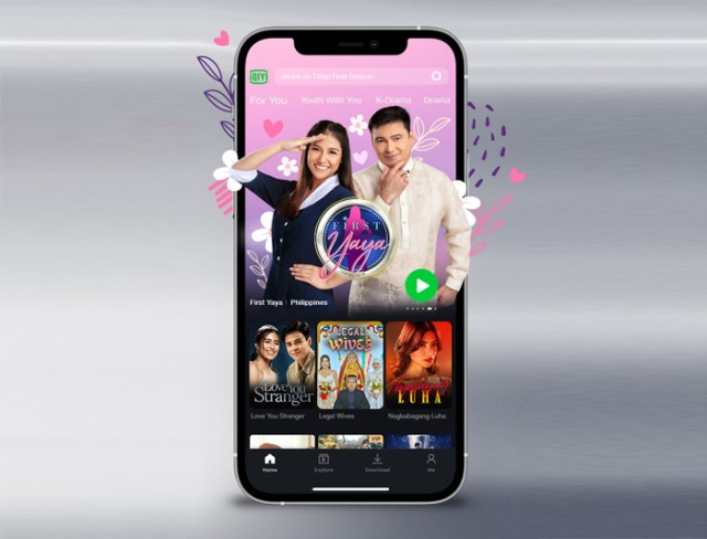 World's leading movie and video platform partners with PH's no. 1 network