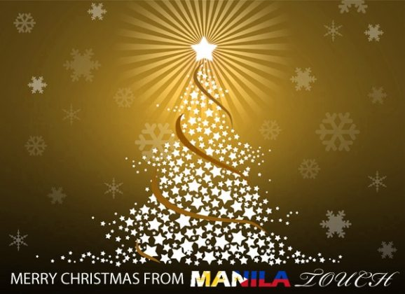 Merry Christmas From Manila Touch