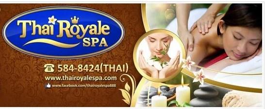 Thai Royale Spa in Nueva Ecija