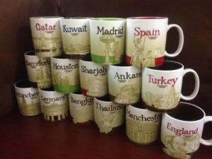 Starbucks Mugs Sept14 Stocks