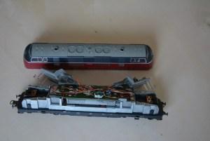 Sounddecoder Modellbahn-Reparatur-Service